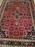 250 x 180 cm kézi csomozasu Iráni Herati perzsa szőnyeg eladó