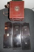 Régi antik fényképezőgéphez való kiegészítő film