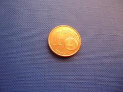 ÉSZTORSZÁG 1 EURO CENT 2012 ! UNC! RITKA!