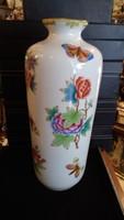 Herendi nagyméretű, hibátlan váza, tökéletes állapotban.31 cm-es