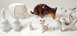 Retró porcelán figurák / Herendi,Drasche,Zsolnay,Aquincumi...stb...