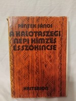 Péntek János: A Kalotaszegi népi hímzés és szókincse