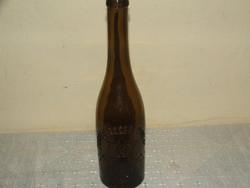 Schätz József Budapest régi sörösüveg 1914.