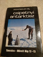 Rockenbauer: Csipetnyi Antarktisz, Táncsics- művelt nép sorozat, Alkudható!