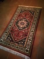 170 x 92 cm kézi csomozasu perzsa szőnyeg eladó