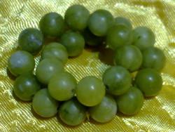 Lime jade karkötő zöld thai természetes