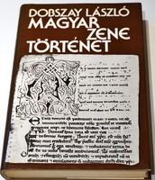 Dobszay László : Magyar zenetörténet