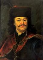II. Rákóczi Ferenc ( 1676-1735 ) MÁNYOKI ÁDÁM után PORTRÉ  OLAJ FESTMÉNY !!!