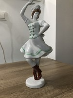 Hollóházi porcelán csárdáskirálynő