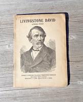 Livingstone Dávid Afrika hőse könyv