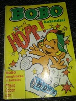 BOBO kalandjai képregény 1988 / 16