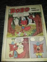 BOBO kalandjai képregény 1988 / 24