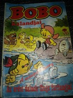 BOBO kalandjai képregény 1987 / 3