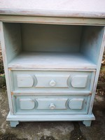 Bedside table, small chest of drawers