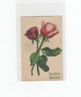 Üdvözlő képeslap 1915