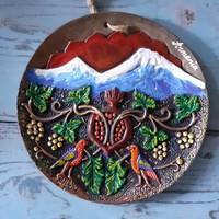 Gyönyörű örmény kerámia