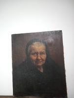 Mesterien megfestett portré: Della Pietra Steiner Rudolf