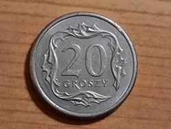 Lengyel 20 Groszy