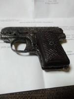 II. Vh tiszti pisztoly