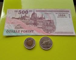 "Forint""lot"" (50-100-500)"