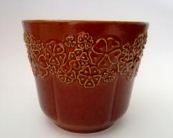 Retro bay w.- Germany ceramic pot