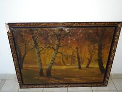 CSABAI PÁNTL LÁSZLÓ:(1904-1982):eredeti festménye