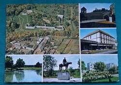 Szigetvár képeslapon 1975