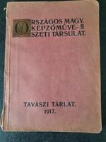 Tavaszi tárlat 1917