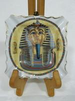 Egyiptomi porcelán hamutál