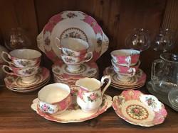 Royal Albert  Lady Carlyle 6 személyes kávés/ teás csésze