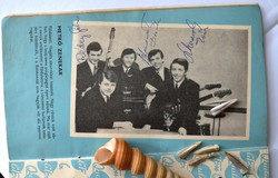 DEDIKÁLT!!! Balatoni műsorkalauz 1967