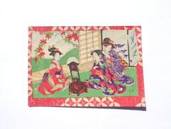1901 körüli kínai képeslap - Imperial Chinese Post