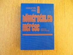 Hargittay Emil: A hőmérséklet mérése