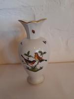 Herendi Rotschild mintás váza 19 cm