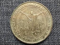 Monnaie de Paris turisztikai zseton Montmartre Szent Szíve 2002-2005 (id45822)