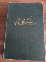 Medveczky Bella, Géza kisasszony 1942