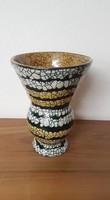Retro Gorka Géza kerámia váza