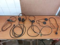 Régi fülhallgatók