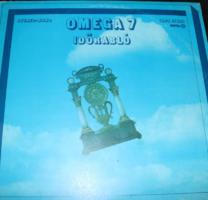 Omega 7: Időrabló LP bakelit lemez