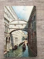 Velencei régi képeslap