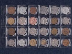 24 db vegyes külföldi lot (id46990)