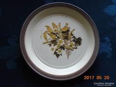 DOVERSTONE Staffordshire vintage Angol porcelán tál mezei virágcsokorral