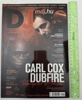 Magyar DJ magazin 2013/10 #8 Carl Cox Dubfire Avicii Van Doorn Jay Lumen Voorn