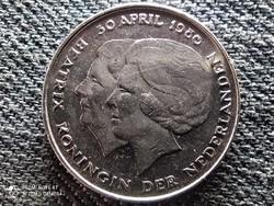 Hollandia Beatrix (1980-2013) 1 Gulden 1980 (id47071)