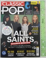 Classic Pop magazin #47 2018/12 All Saints Prefab Sprout Jarre Paul Young UB40 Johnny Hates Jazz How