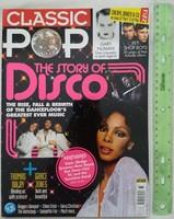 Classic Pop magazin #33 2017/10 Bee Gees Gary Numan Thomas Dolby Pet Shop Boys Waterboys Bucks Fizz