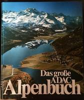 Das große Alpenbuch - ADAC