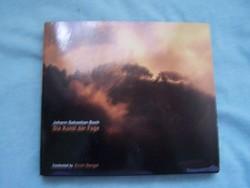 Bach: A fúga művészete Dupla CD Vez. Erich Bergel  BMC 1998