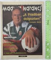 Magyar Narancs újság/magazin 1997/17 Furulyás János Fradi Albánia Fidesz Body Count Somló Tamás