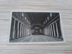 Antik képeslap. Olaszország